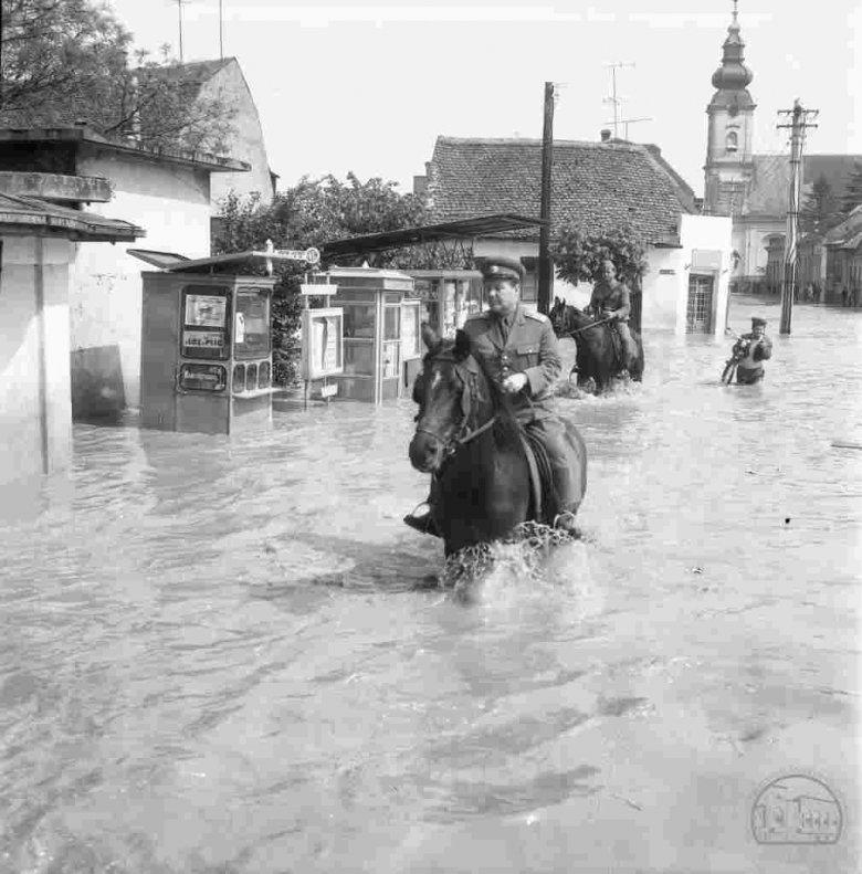 Virtuális kiállítással emlékeznek Szatmárnémetiben az ötven évvel ezelőtt történt tragikus áradásokra
