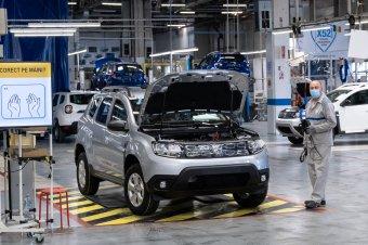 Lassított a romániai járműgyártás, az eladások lassan felpörögnek