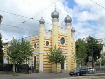 Megújult Kolozsvár egyetlen működő zsinagógája