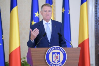 Iohannis az EU-csúcs után: lenyűgöző összeget alkudtunk ki Romániának