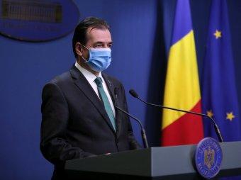Ludovic Orban bejelentette lemondását a miniszterelnöki tisztségből