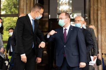 Történelemmentesítené a román–magyar kapcsolatokat a bukaresti külügyminiszter
