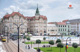 Hivatalosan is látványosság lett Nagyvárad belvárosa, még több turistát vonzhat