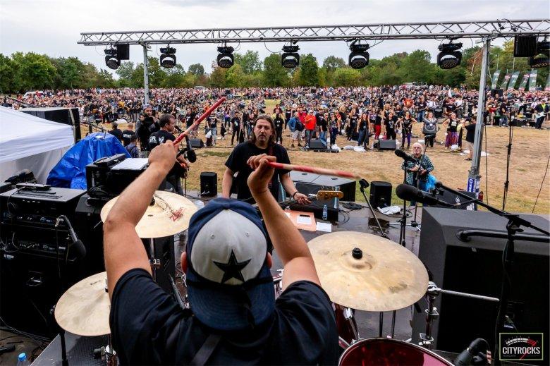 Toboroznak Közép-Európa legnagyobb zenekarába a CityRocks kolozsvári villámcsődület szervezői