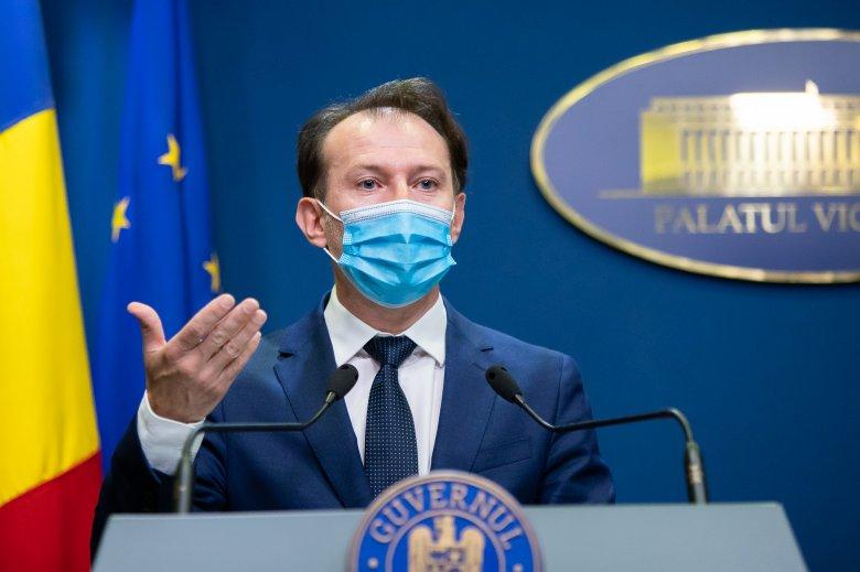 Florin Cîţu a liberálisok jelöltje a kormányfői tisztségre