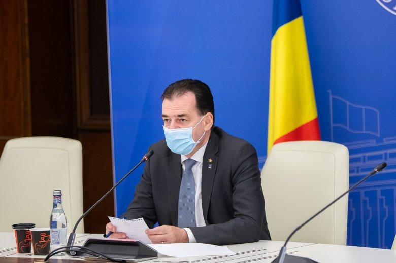 Szigorúbban ellenőriztetné a járványügyi szabályok betartását Ludovic Orban