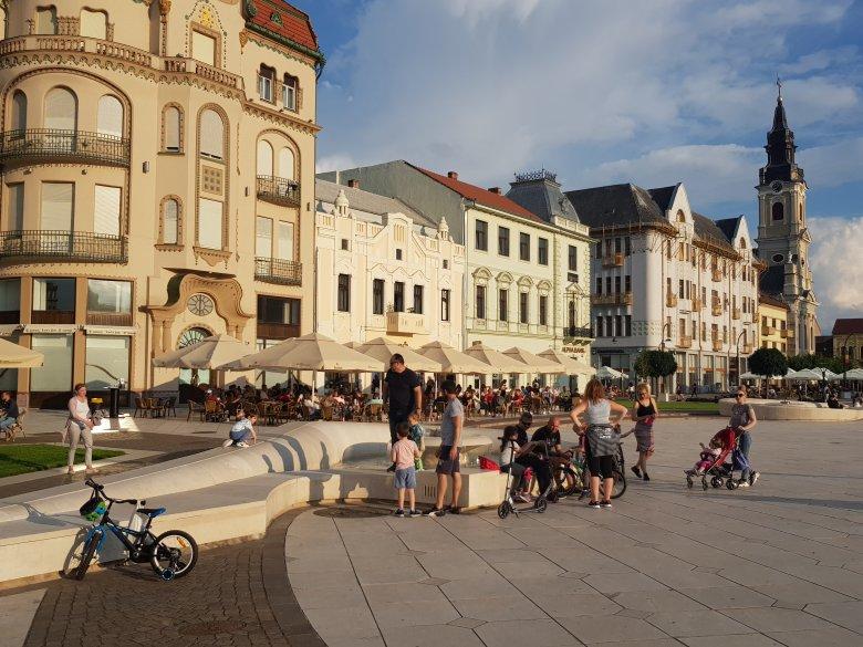 Városrangsor: a kolozsváriak és a nagyváradiak a legelégedettebbek lakóhelyükkel