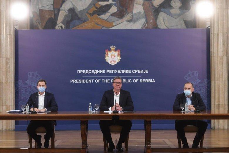 Majdnem megteltek a kórházak, ismét kijárási tilalmat vezethetnek be Szerbiában