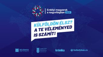 Erdélyi magyarok a nagyvilágban: elindult a nagyszabású kutatás