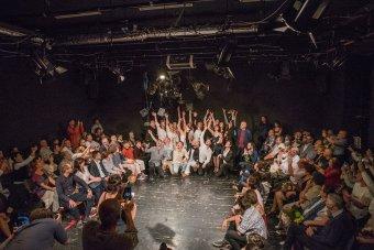 Színes képzés a kolozsvári BBTE színművészeti karán