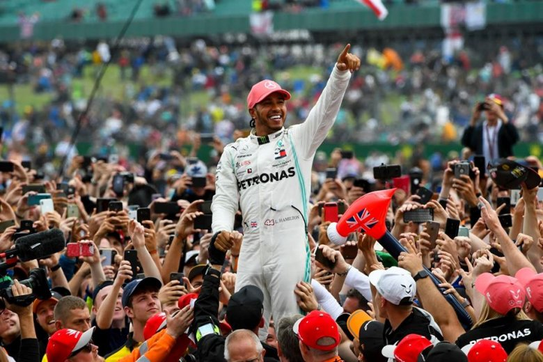 Forma-1: Belgiumban sem talált legyőzőre Lewis Hamilton