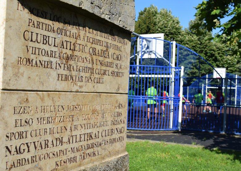 Nagy elődök példáját követve: 110 éve játszotta első hivatalos meccsét a Nagyváradi Atlétikai Club