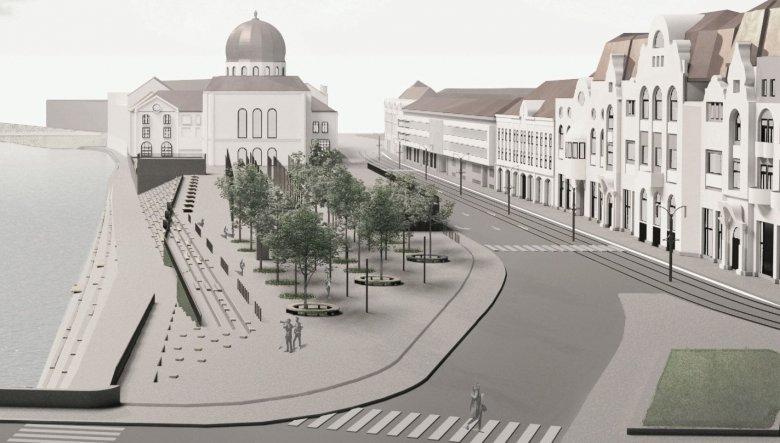 Huszárvágás: a váradiakra bízza a kifogásolt térrendezést az újdonsült városvezetés
