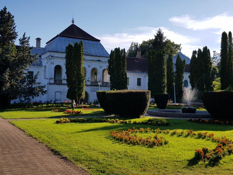 Jó kezekbe kerülhet a zsibói Wesselényi-kastély
