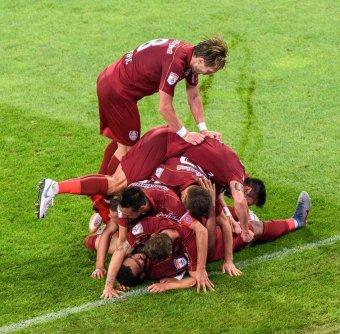 További játékosok és a stáb több tagja megfertőződött a Kolozsvári CFR-nél