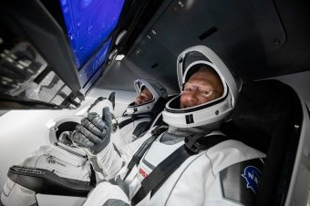 Visszatért a Földre a SpaceX és a NASA történelmi küldetésének két űrhajósa