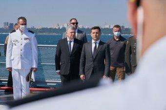 Volodimir Zelenszkij államfő közbenjárása is kellett az ukrajnai túszejtés megoldásához