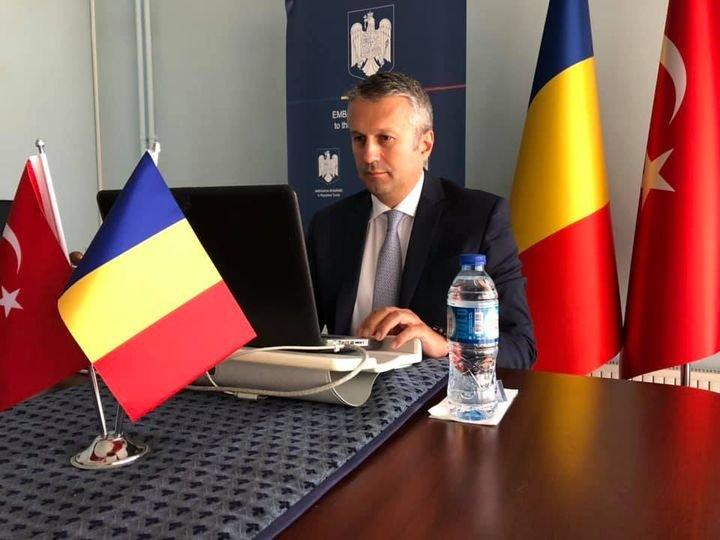 Ankarából Budapestre – Gabriel Șopandă lehet az új román nagykövet
