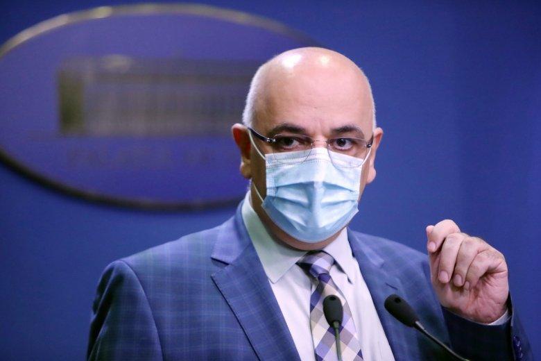 Félezer Covid-beteget kellett más város kórházaiba szállítani a helyhiány miatt