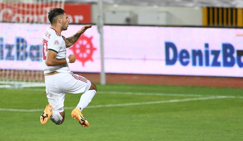 Szoboszlai Dominik visszatér a válogatottba