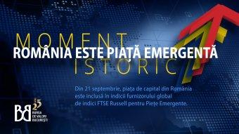 Nagy segítség a gazdaságnak: fejlődő piaccá léptették elő a bukaresti értéktőzsdét