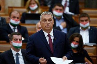 Orbán: legrosszabb esetben 200 ezer ember egyidejű megfertőződésére lehet számítani Magyarországon