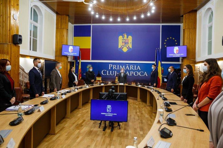 Magyar alpolgármester marad Kolozsváron, metrót és körgyűrűt ígér Boc