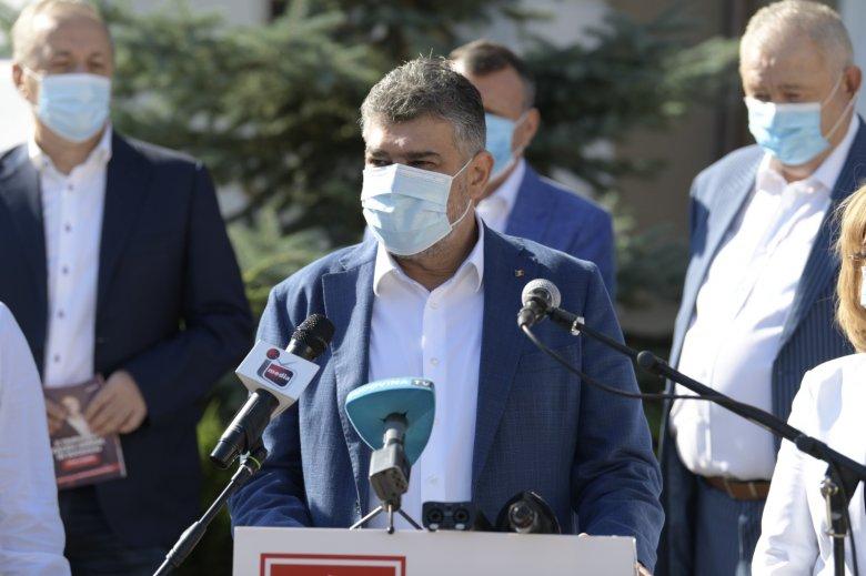 Marcel Ciolacu: a választások után Románia egész területén vesztegzárat rendelnek el