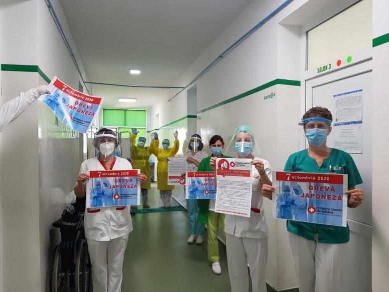 Ígéreteket kapott a Sanitas, de folytatják a japánsztrájkot
