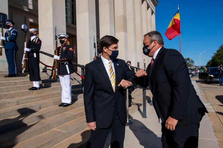 A közös védelmi érdekeket és célkitűzéseket rögzítő dokumentumot írt alá Románia és az Egyesült Államok