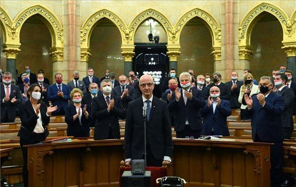 Megválasztották a Marosvásárhelyen született Varga Zsolt Andrást a budapesti Kúria elnökének