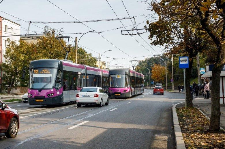 Magyarul is tud már a kolozsvári tömegközlekedési vállalat telefonos applikációja