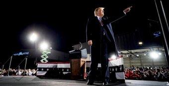 Donald Trump jogászai benyújtották a perkeresetet a pennsylvaniai választások miatt, sokan kiállnak mellette