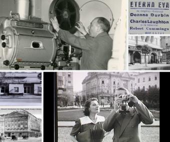 Filmcsemegékkel ünnepel a pénteken 107 éves kolozsvári Művész mozi