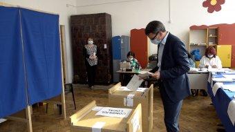 Csomortányi István az erdélyi többpártrendszer megerősítésére szavazott