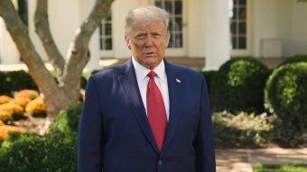 Mélypontra csökkent Donald Trump népszerűsége elnökségének utolsó hetére