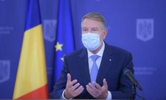Elítélte a tüntetéseken megnyilvánult erőszakot és idegengyűlöletet Klaus Iohannis államfő
