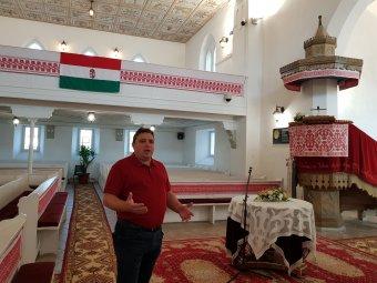 Templomi szószékről a krasznai községházára: közigazgatási szolgálatra vállalkozott Kovács István lelkész