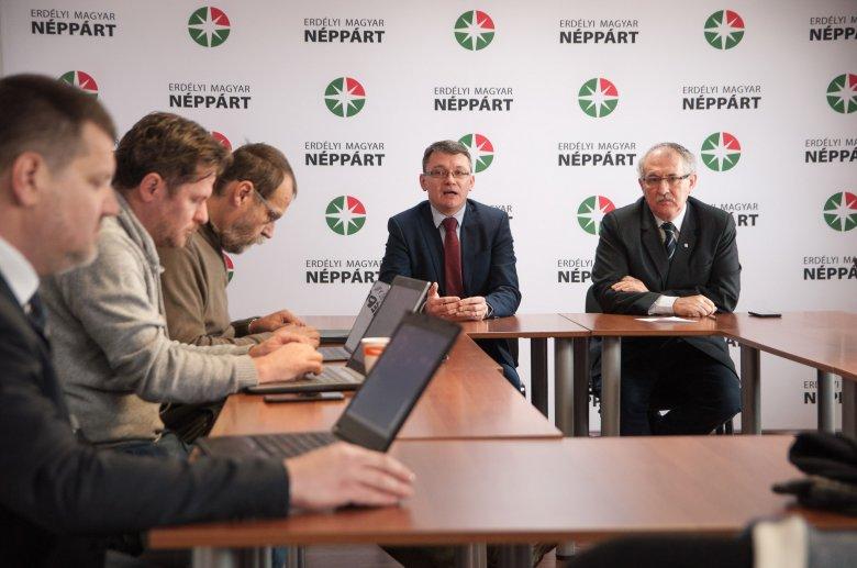 Szövetségben venne részt a fúzióra készülő EMNP és MPP a helyhatósági választáson