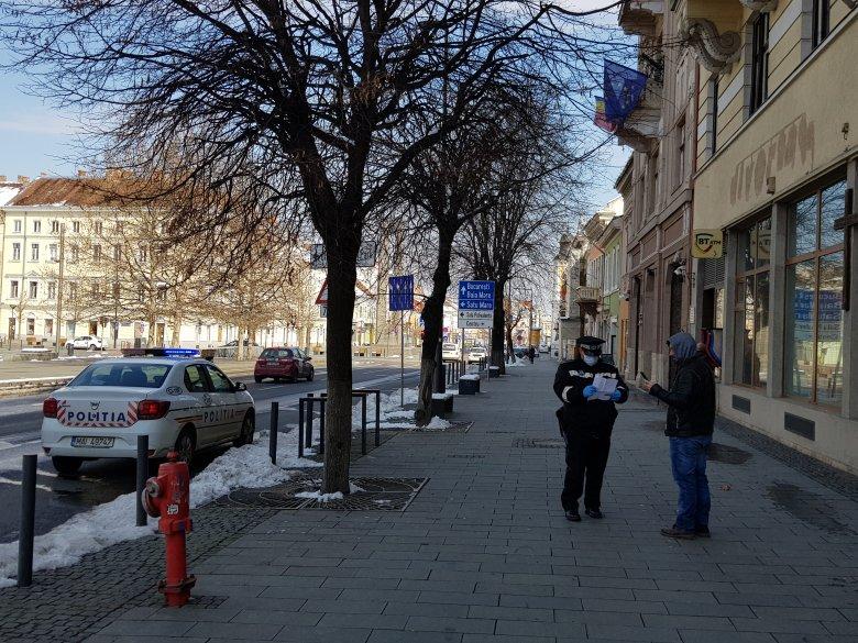 A magas fertőzöttségi arány ellenére egyelőre nem lesz vesztegzár Kolozsváron, Besztercén viszont igen