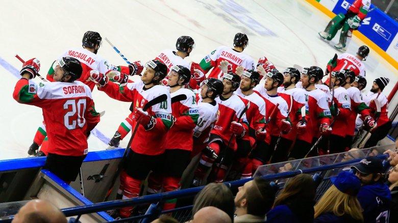 A lettekkel nem játszanak a magyar jégkorongozók