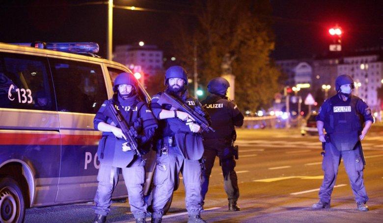 Az Iszlám Állam szimpatizánsa volt a bécsi merénylő, négy civil áldozat, sok a sebesült