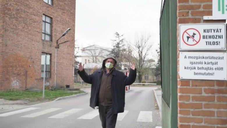 Böjte Csaba kigyógyult a koronavírus-fertőzésből, és elhagyta a budapesti kórházat