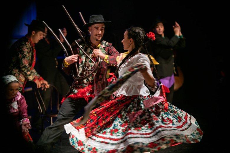 Jubilál a Háromszék együttes – Online program a tánctársulat megalakulásának 30. évfordulóján