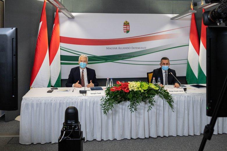 Orbán Viktor Máért-üzenete: ez az év bebizonyította, hogy mi, magyarok valóban összetartozunk