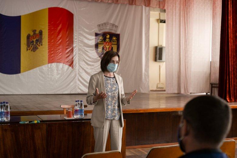 Román térnyerés Moldovában