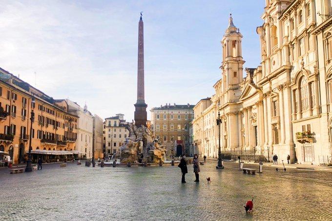 Az idősek oltásától teszi függővé hazája újranyitását az olasz miniszterelnök