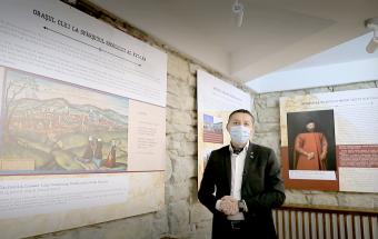 Egyelőre online tekinthető meg a kolozsvári egyetem 322 éves múltját bemutató tárlat