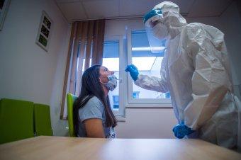 """""""Tesztutca"""" várja a veszélyeztetett és fertőzésgyanús személyeket Bécsben"""