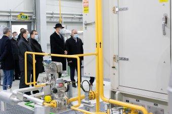 Iohannis a regionális földgázpiac fontos szereplőjeként szeretné látni Romániát